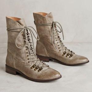 Anthropologie Lien.Do Baja Boots Size 8